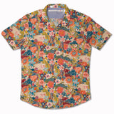 "Hawaiian Shirt ""Japanese Garden"""