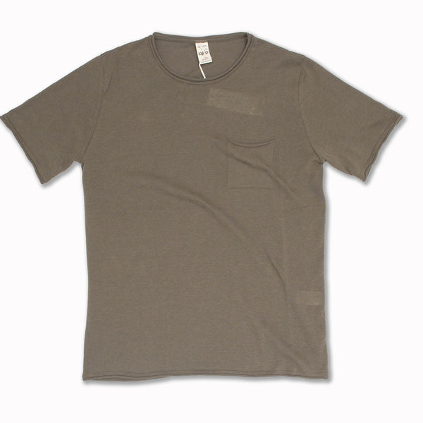 Short sleeve T-Shirt in Charcoal
