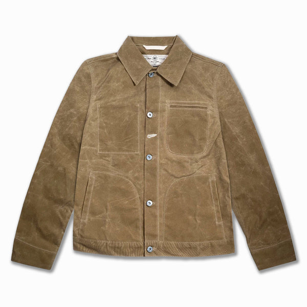"""007"" Ridgeline Supply jacket in Tan"