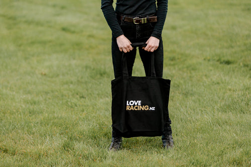 LOVERACING.NZ Shoulder Tote