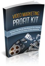 Load image into Gallery viewer, Video Marketing Profit Kit