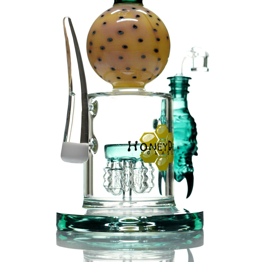 Honey Dew dragon fruit bong