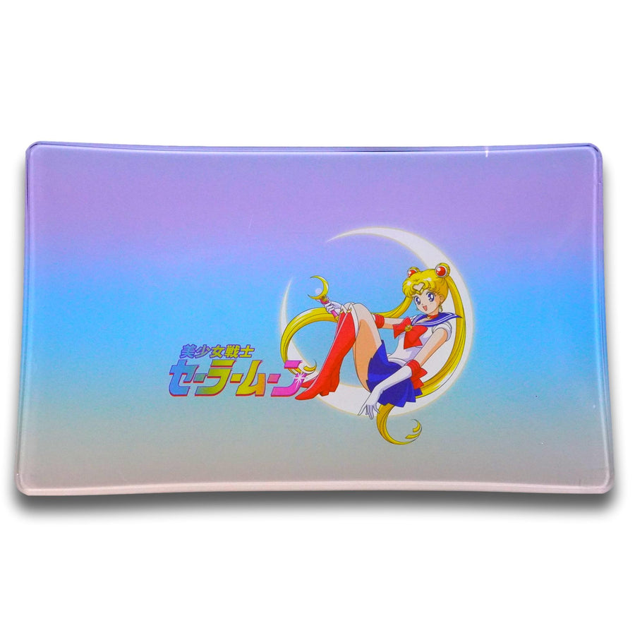 Sailor Moon Glass Rolling Tray