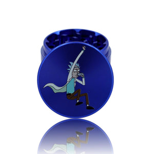 Rick & Morty Aluminum Grinder 57MM