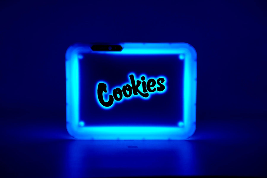 Cookies SF x Glowtray