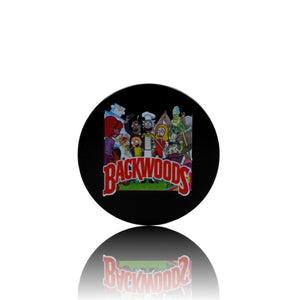 Rick & Morty Backwoods Drip Grinder 63MM