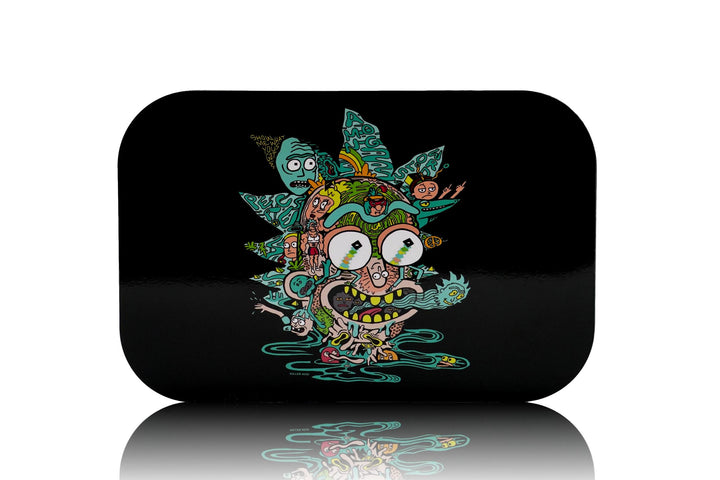 Crazy Rick 3-Sided Magnetic Lid Tray