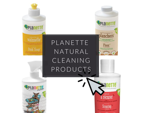 eco-responsible cleaning products