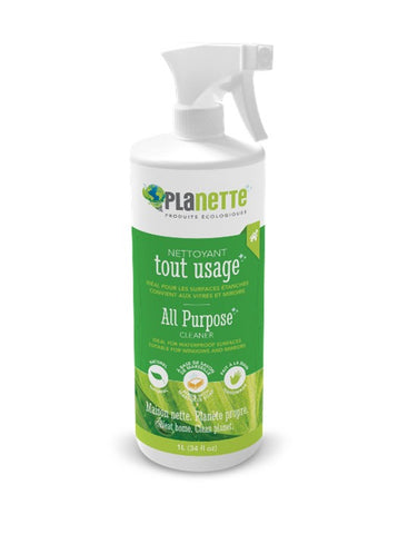 All purpose cleaner - Planette eco-friendly products