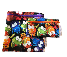 Load image into Gallery viewer, Reusable bags - set of 2 locally made