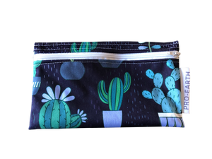 Reusable snack bag - locally made
