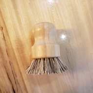 Compostable Bamboo Scrub Brush