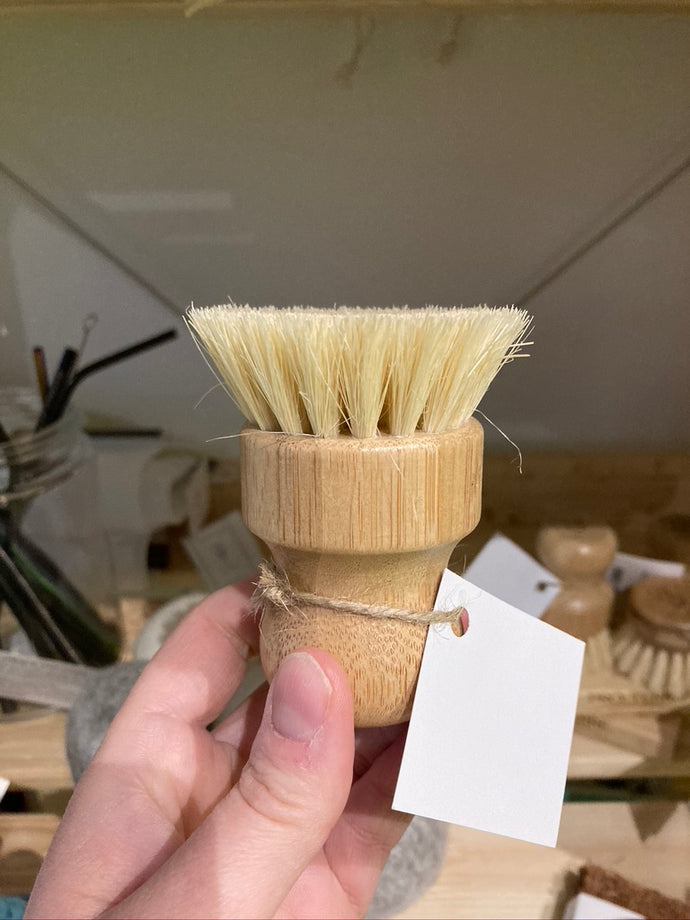 Compostable Vegetable Brush