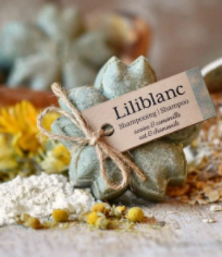 All natural shampoo bar 60g - Lililanc - (many choices)