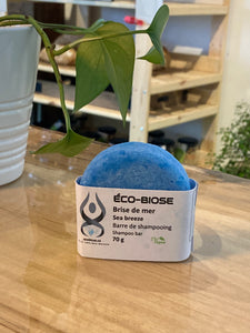 Shampoo bar - zero waste - locally made Éco-Biose 70g (many fragrances)