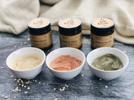 Facial Mask natural ingredients
