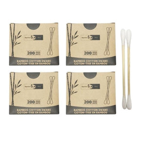 Bamboo Ear swabs, biodegradable