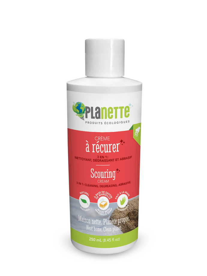 Scouring Cream - Planette products