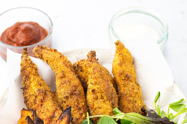 Low-carb Chicken Strips you say? It's actually a thing...