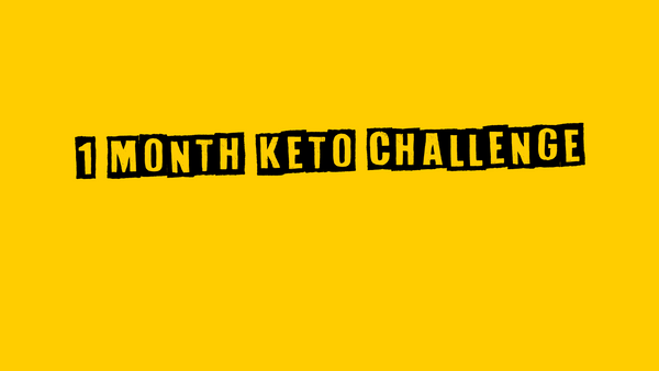 1 month Keto challenge - Cheesies snacks