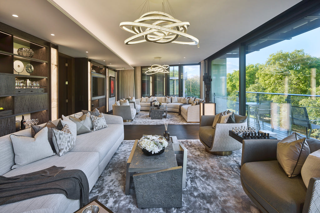 Elicyon Cameron Design House Bespoke Lighting