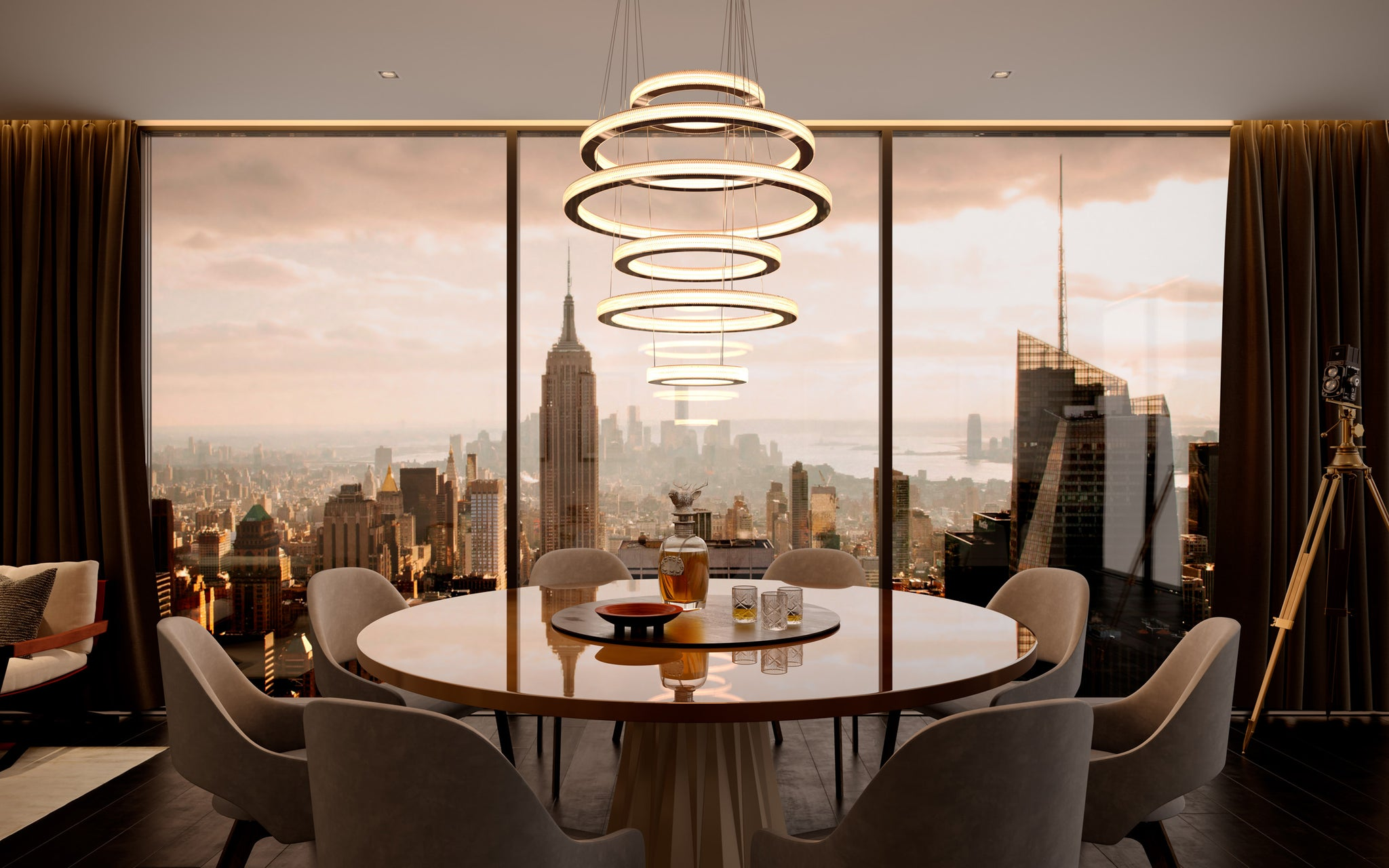 Cameron Design House New York Pendant Lighting