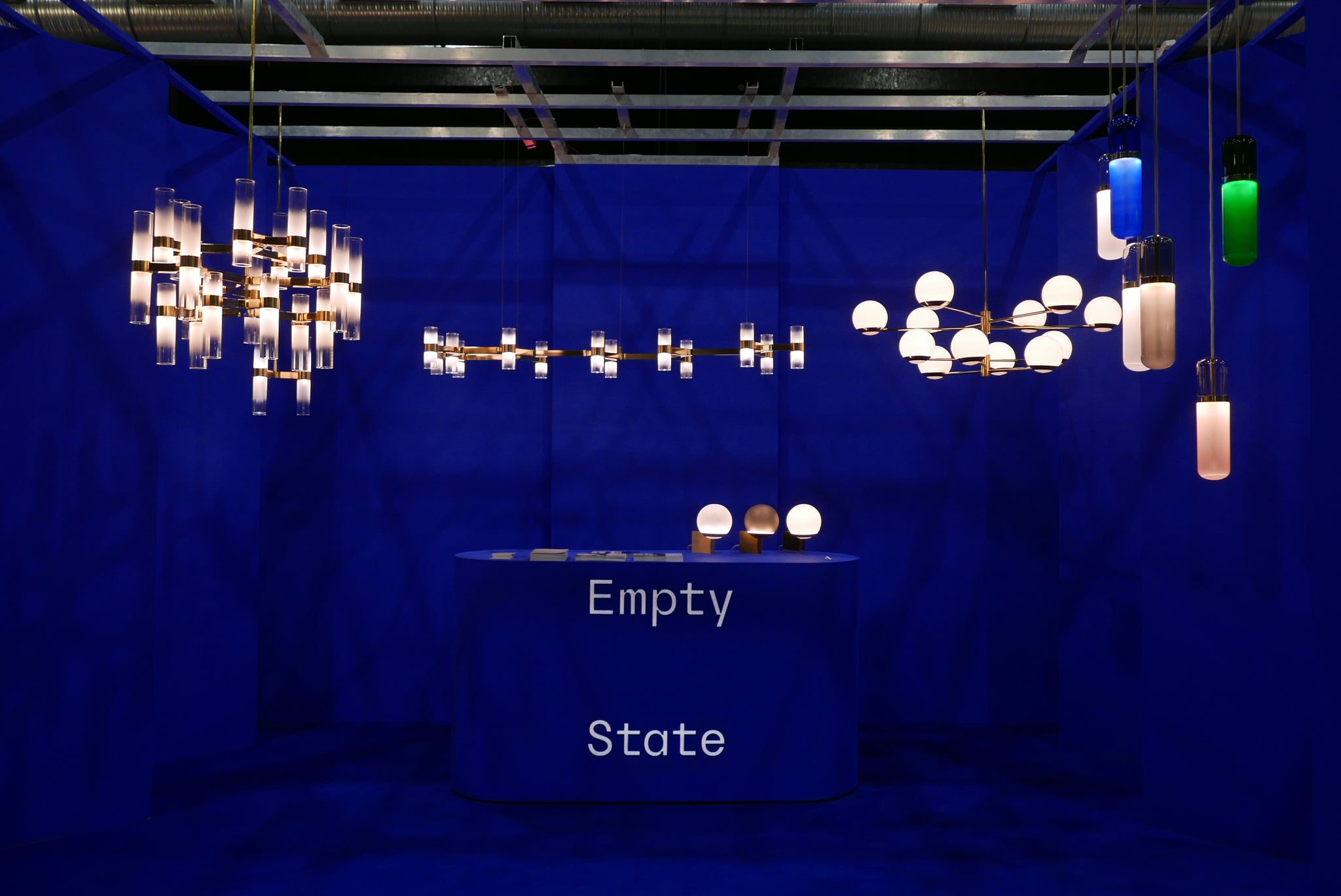 Empty State at Design London
