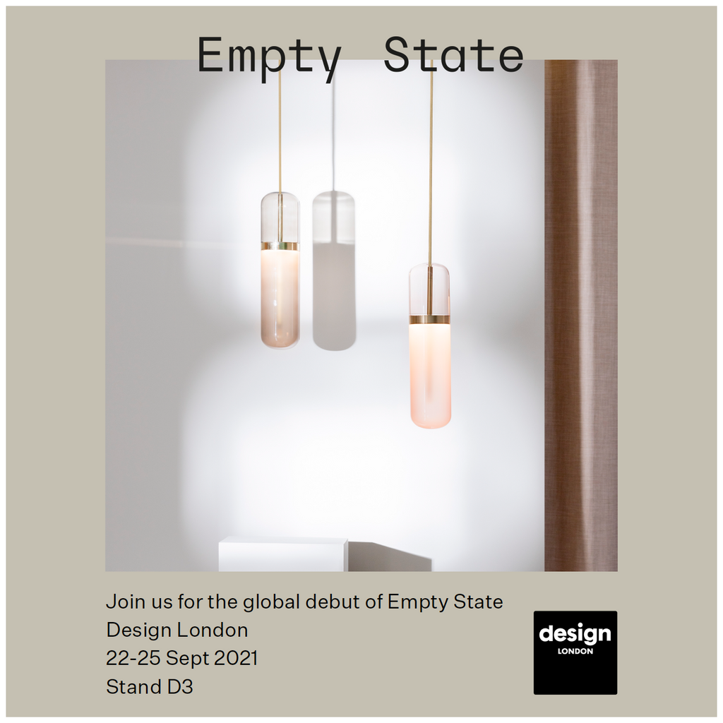 Empty State Launch at Design London