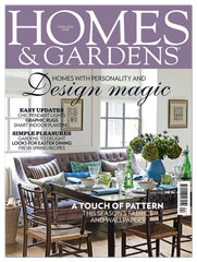 Homes and garden april 2014