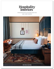 Hospitality Interiors feature cameron design house lighting