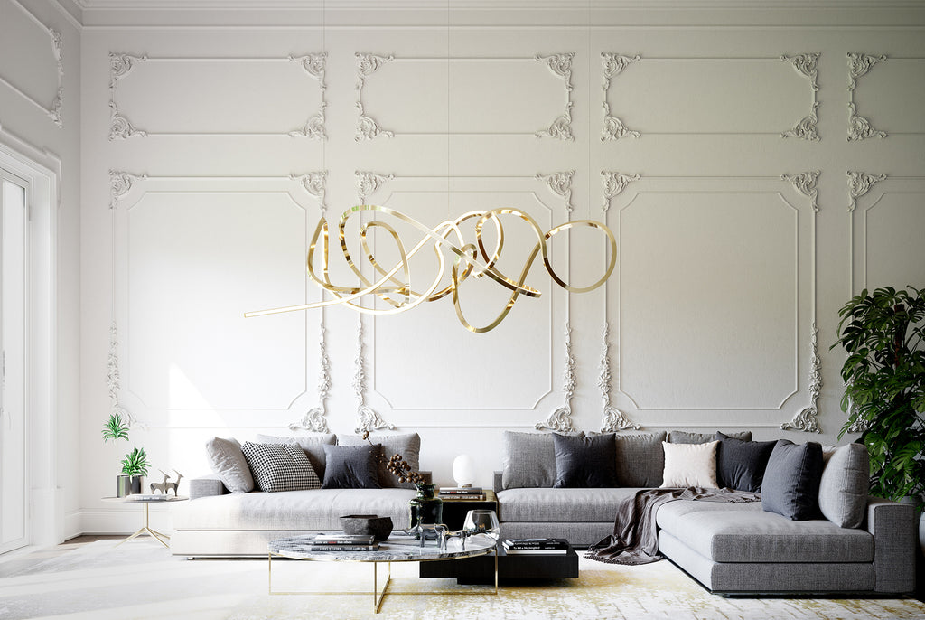 Cameron Design House Inari Chandelier