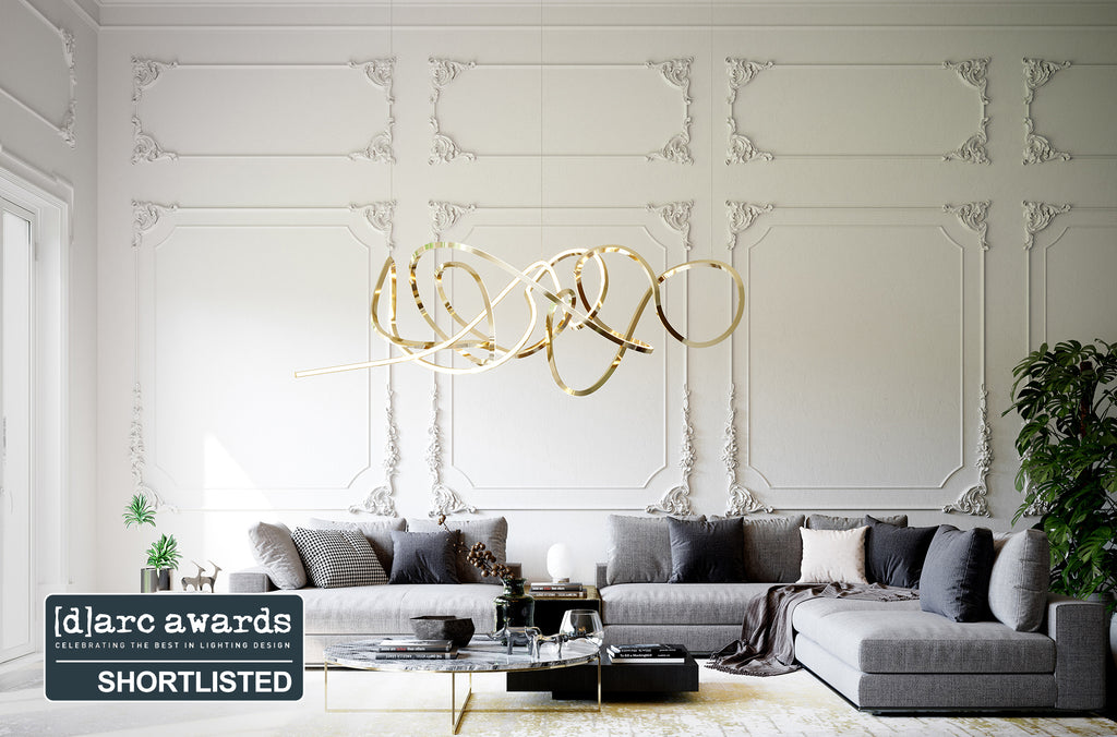 Inari Chandelier Cameron Design House