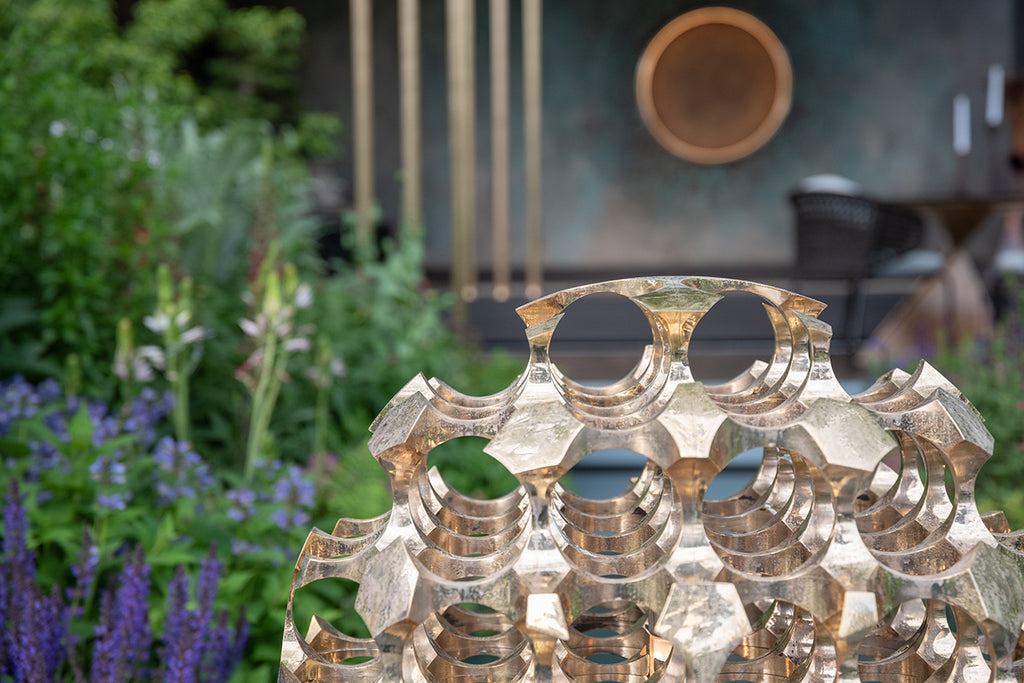 Chelsea Flower Show Kasvaa Cameron Design House Lighting Morgan Stanley Chris Beardshaw Garden