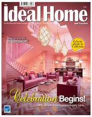 Ideal Home feature cameron design house lighting
