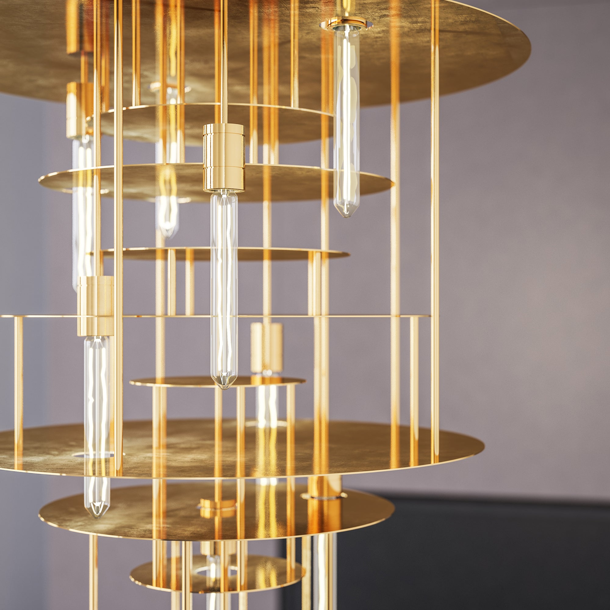 Cameron Design House New York Chandelier Lighting