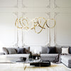 Inari Sculptural Light Chandelier by Cameron Design House