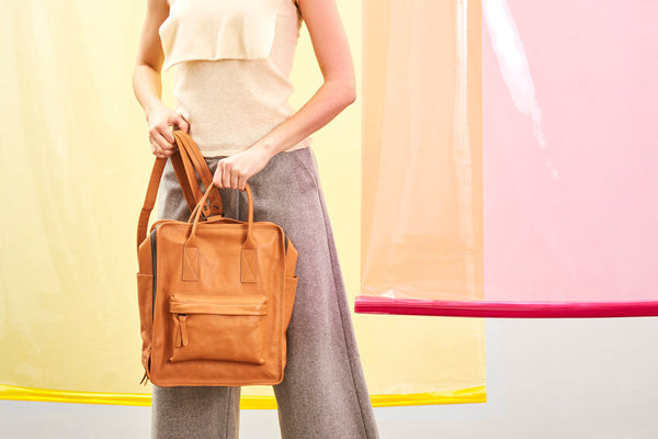 Nora Backpack | Tan