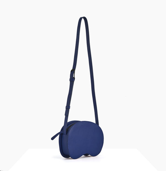 Cloud Crossbody Bag | Navy Blue - A R A M L E E ®