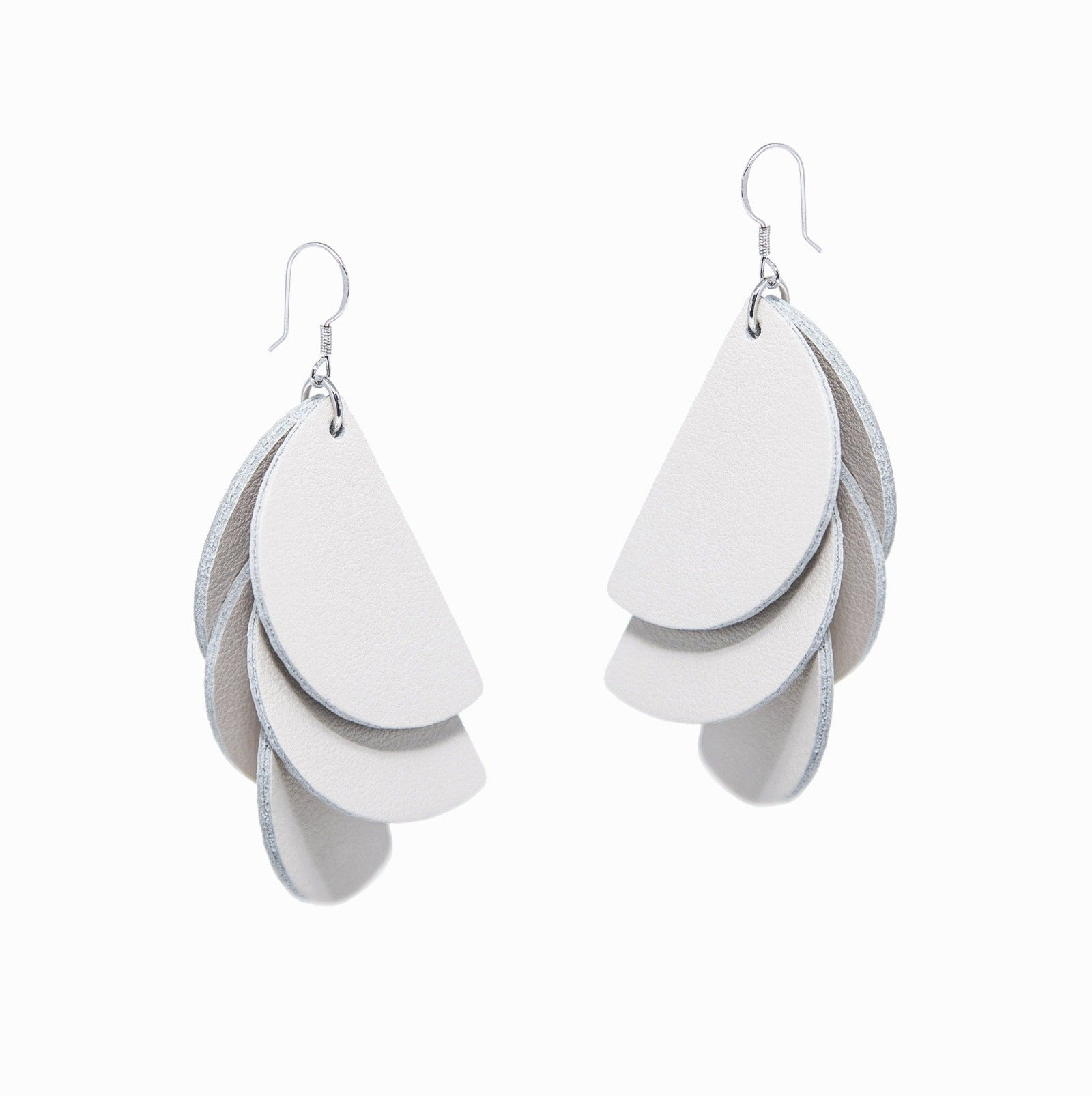 Madeline Earrings | Ivory - A R A M L E E ®