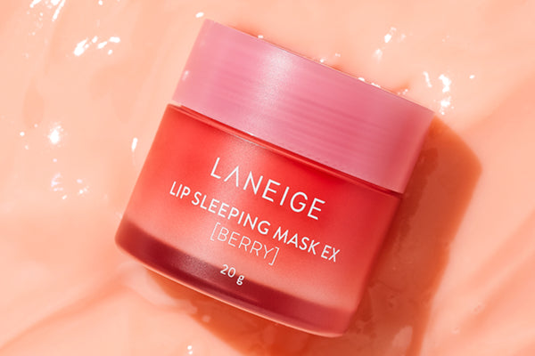 Product Review: Laneige Lip Sleeping Mask [Berry]