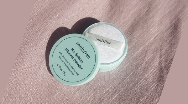 Product Review: Innisfree No-Sebum Mineral Powder