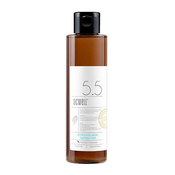ACWELL. Licorice pH Balancing Cleansing Toner 150ml TONER - Lady Bonita