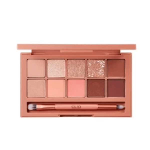 Clio. Pro Eye Palette [Coral Talk] EYE PALETTE - Lady Bonita