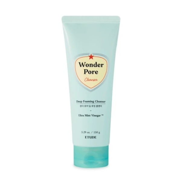 Etude House. Wonder Pore Deep Foaming Cleanser [New] FOAM CLEANSER - Lady Bonita