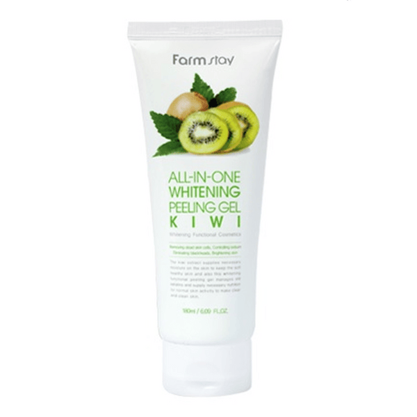 Farmstay. All-In-One Whitening Peeling Gel Kiwi PEELING GEL - Lady Bonita