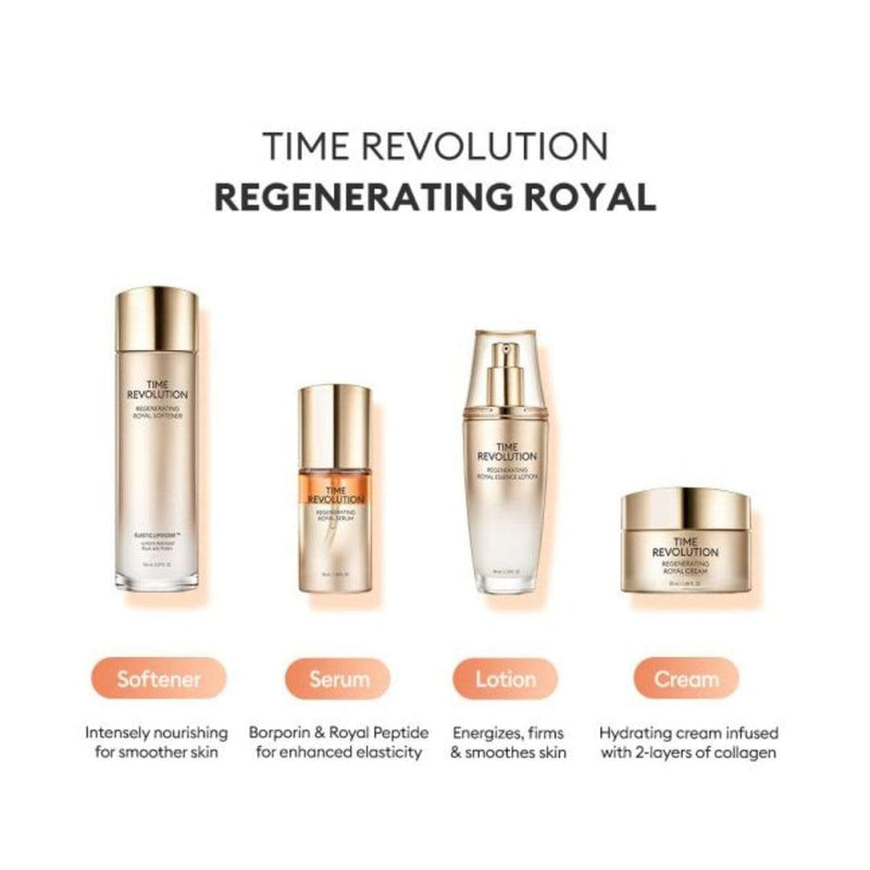 Missha. Time Revolution Regenerating Royal Essence Lotion ESSENCE - Lady Bonita