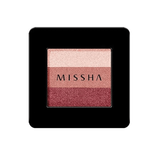 Missha. Triple Shadow [#16 Rose Fondue] EYE SHADOW - Lady Bonita