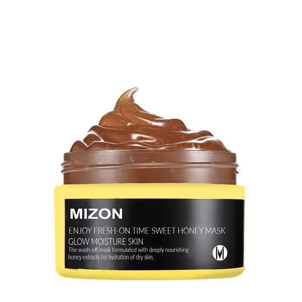 Mizon. Enjoy Fresh-On Time [Sweet Honey Mask] MASK - Lady Bonita