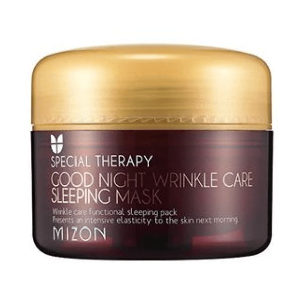 Mizon. Good Night Wrinkle Care Sleeping Mask CREAM - Lady Bonita