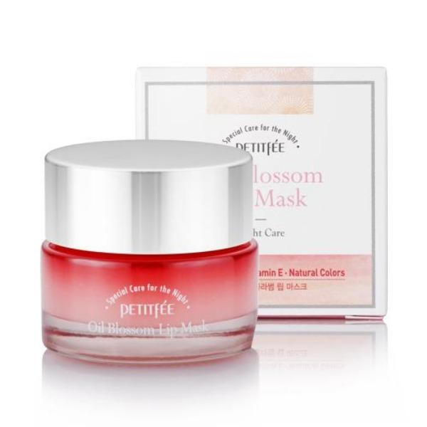 Petitfee Oil Blossom Lip Mask [Camelia Seed Oil] LIP MASK - Lady Bonita